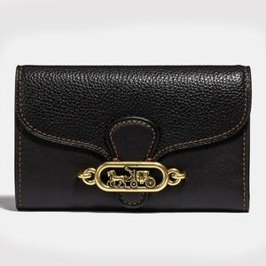 MEDIUM ENVELOPE WALLET Horse and Carriage F31579